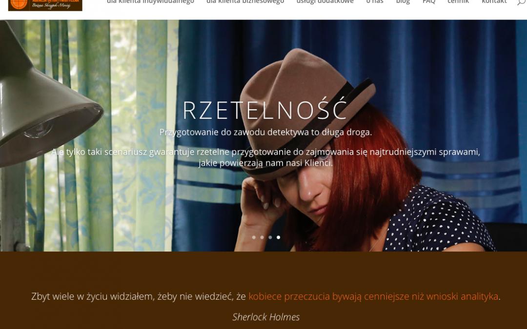Nowa strona agencji